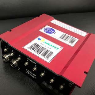 Leitor de RFID é Control-Plus